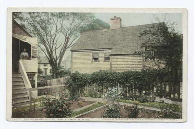 Jabez Howland house