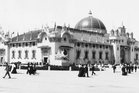 Agricultural Palace Lewis and Clark Expo 1905