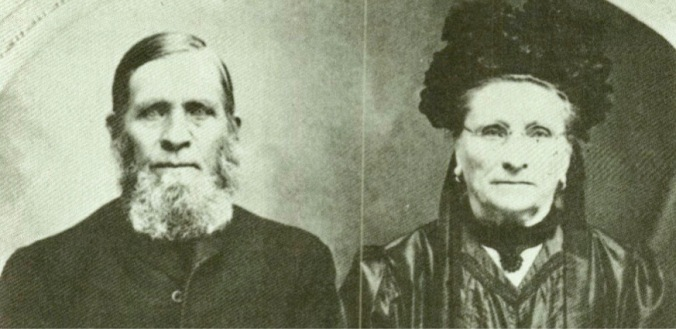 Henrichs, Henry and Maria Rodenback
