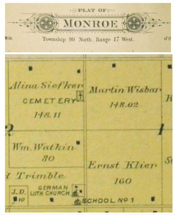 Wisbar, M 1895 land