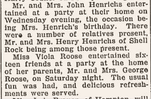 Henrich, John 1930
