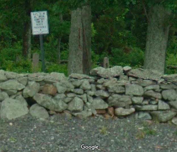 Angell Cemetery in Rhode Island