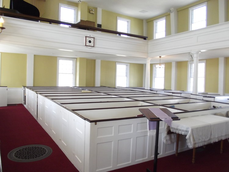 First church Stonington