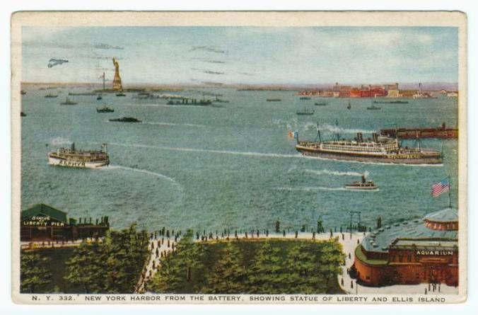 New York 1856